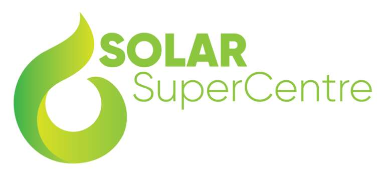 Solar Super Centre Logo